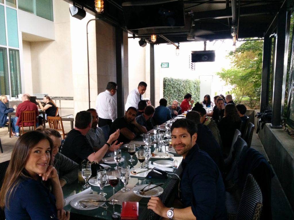 Google Material Design ekibiyle akşam yemeğinden notlar
