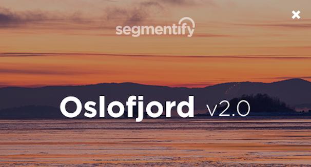 Segmentify Oslofjord
